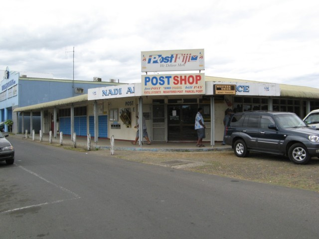 Nadi Airport Post Office