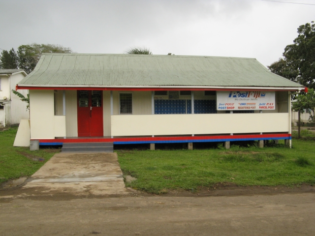 Korovou Post Office