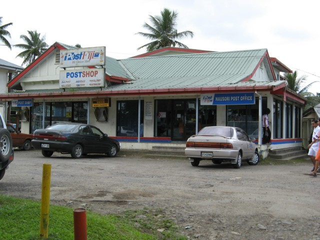 Nausori Post Office