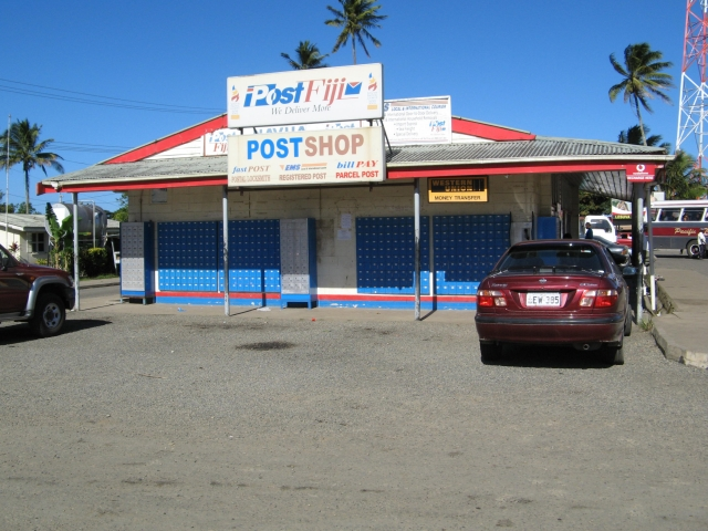 Navua Post Office