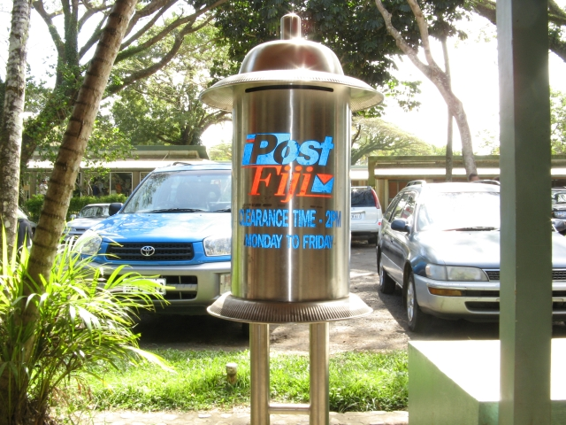 Posting box at USP main Campus