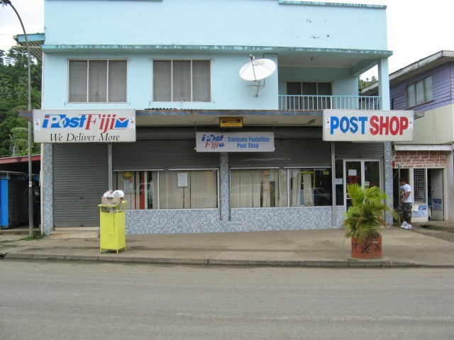 Savusavu Post Office