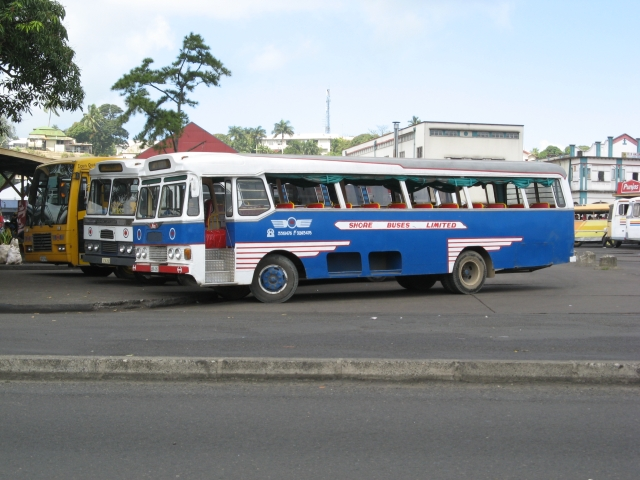 Shore Buses