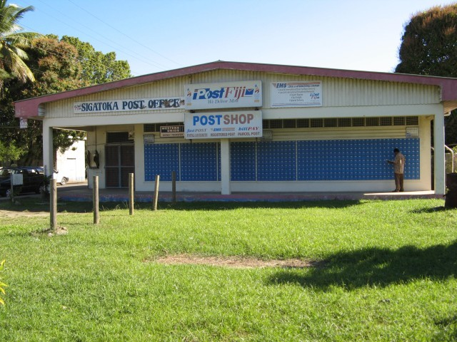 Sigatoka Post Office