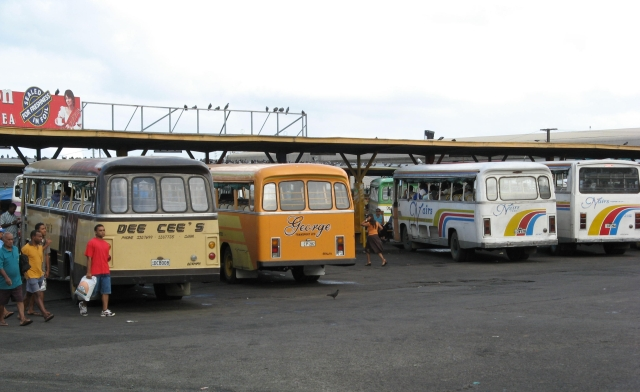Suva Bus Station